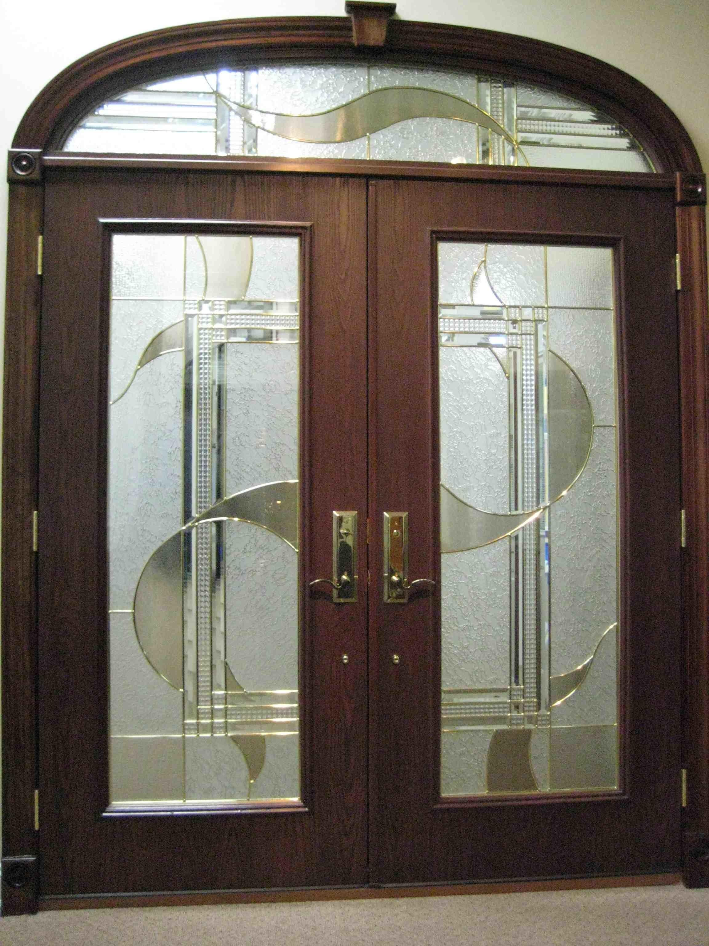 Home Entrance Door Custom