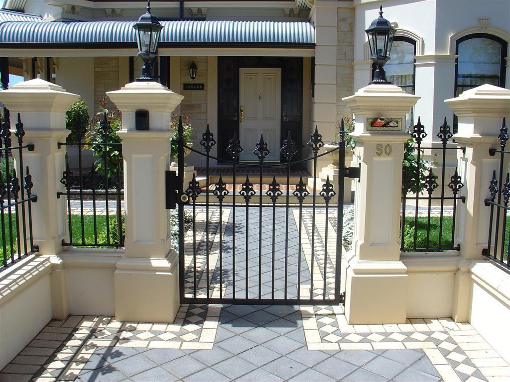 Home Fences Designs Design Ideas