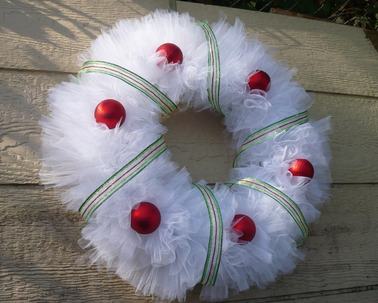 Home For4 Sweet Wreaths Christmas