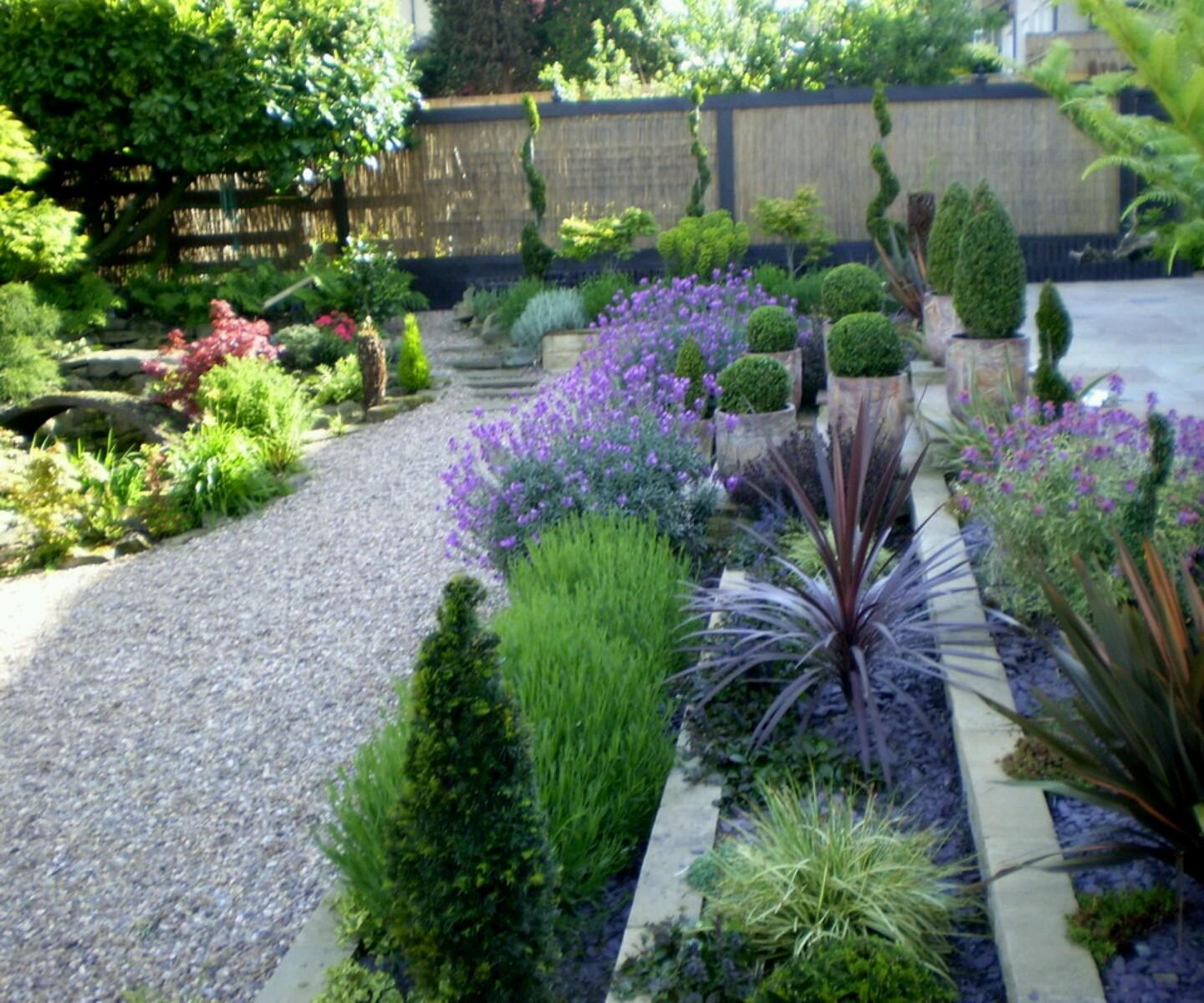 Home Garden Designs There More Modern Beautiful