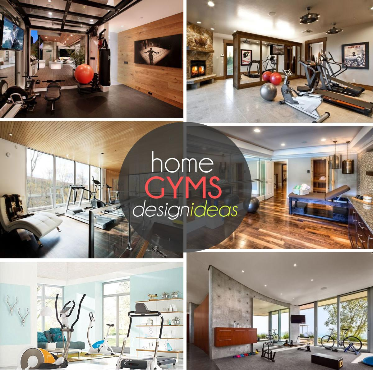 Home Gym Ideas Rooms Empower Your Workouts