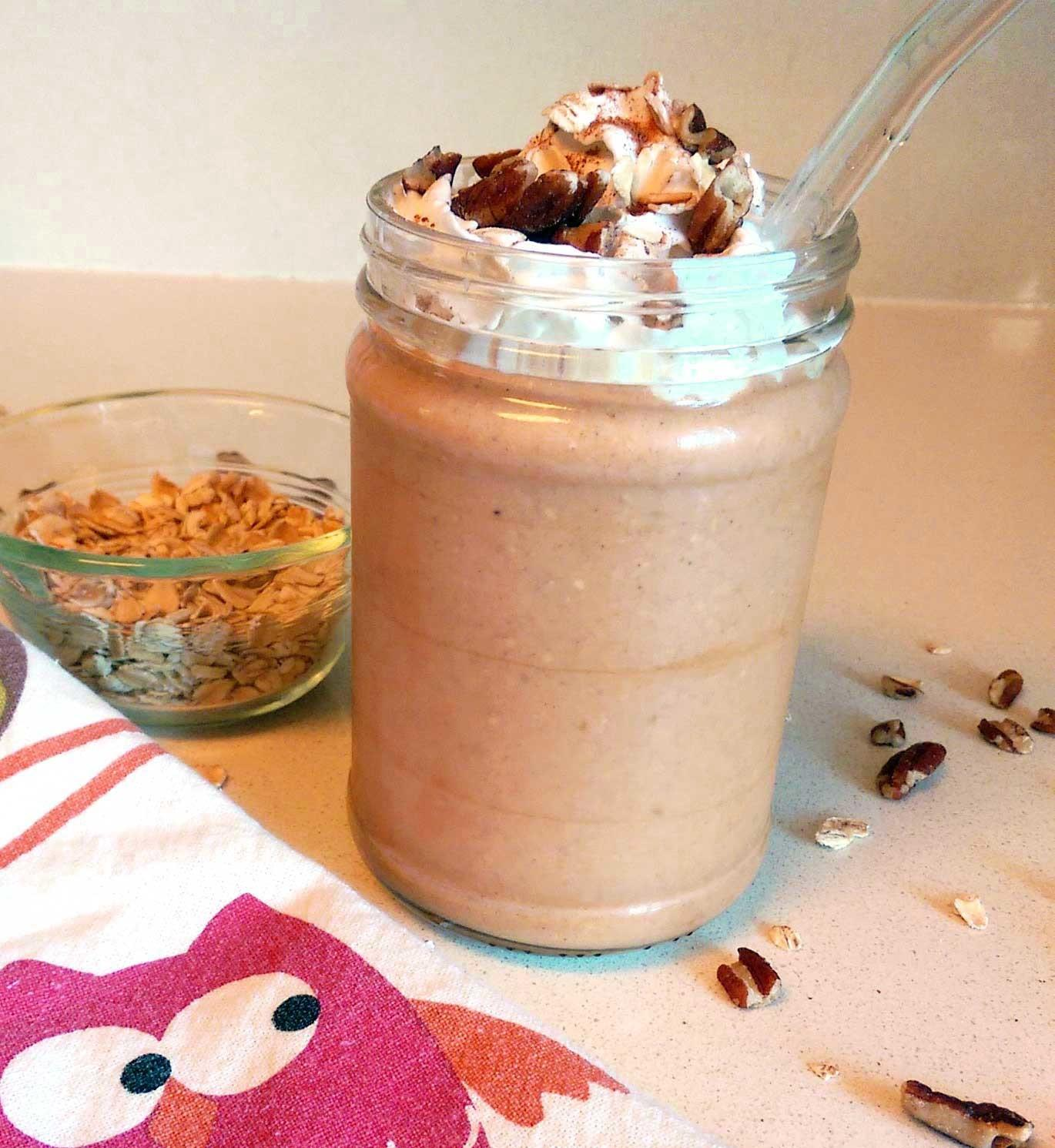 Home Healthy Recipes Smoothies Fall Smoothie