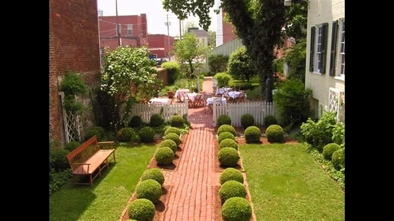 Home Landscape Gardening Ideas Small Gardens Garden Decoratorist
