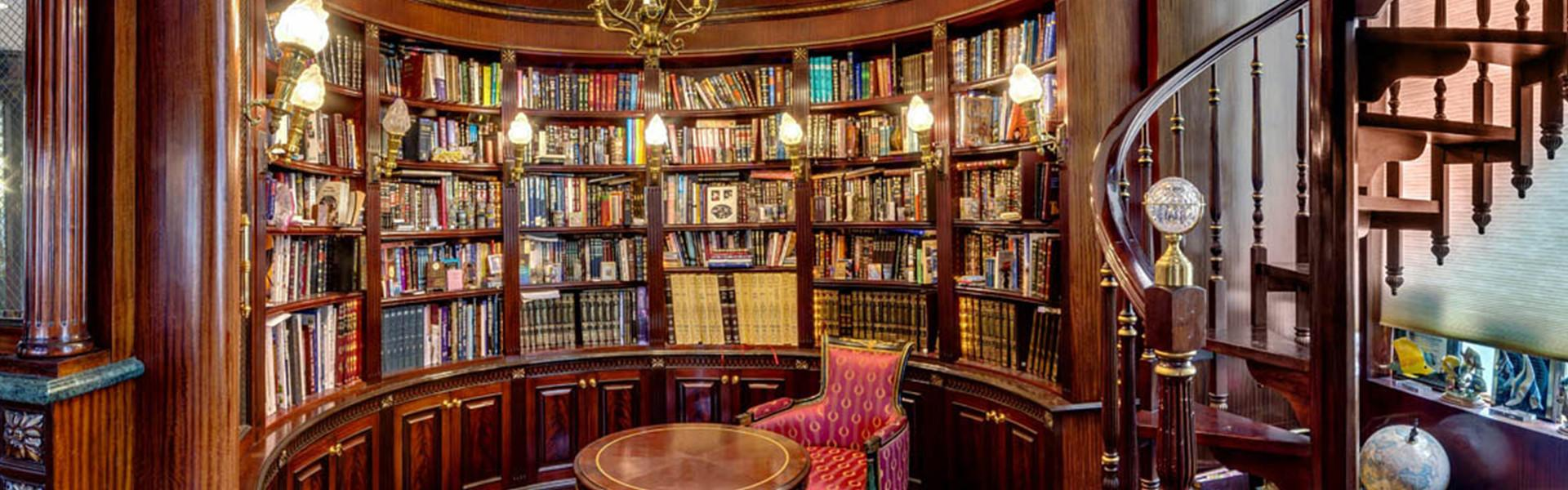 Home Libraries Elegant Small Library Design Best