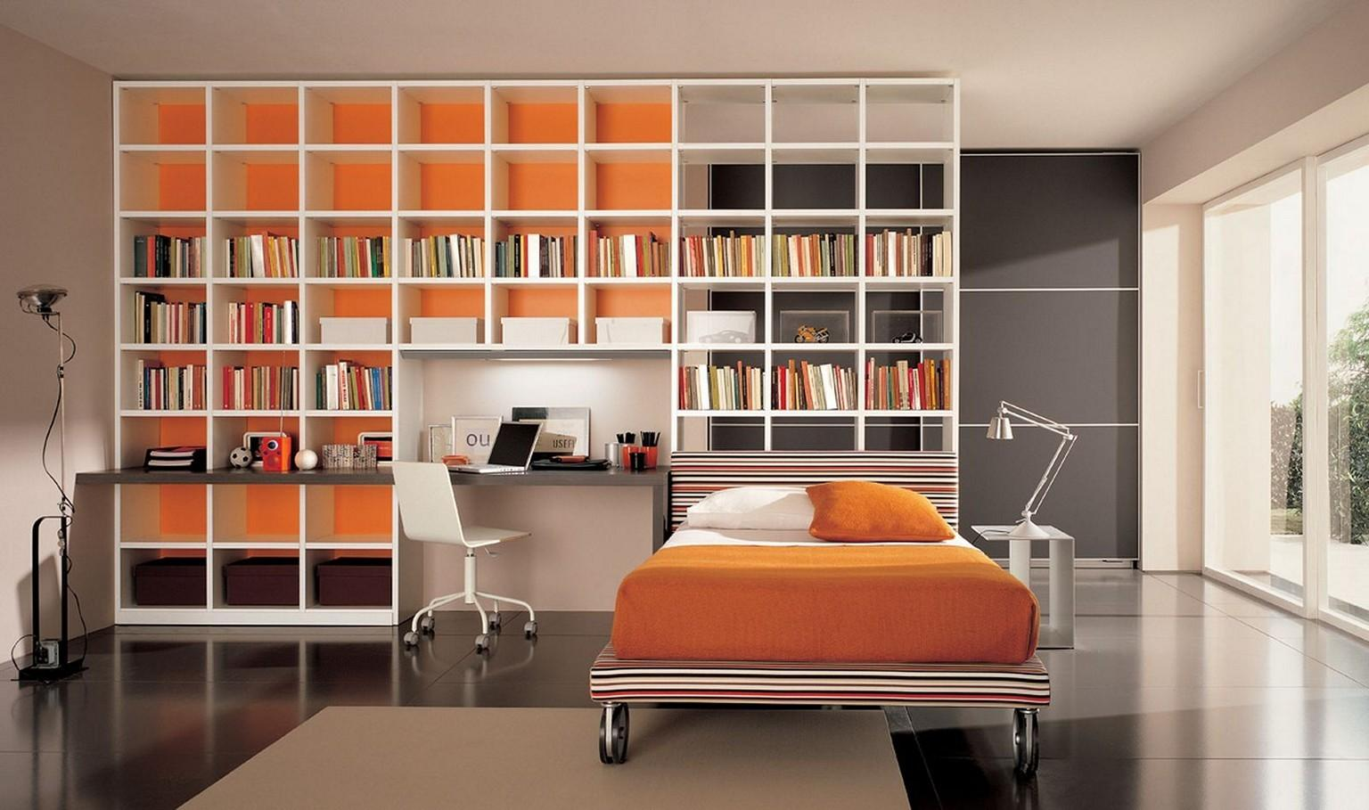 Home Library Ideas Makes Your More Presentable