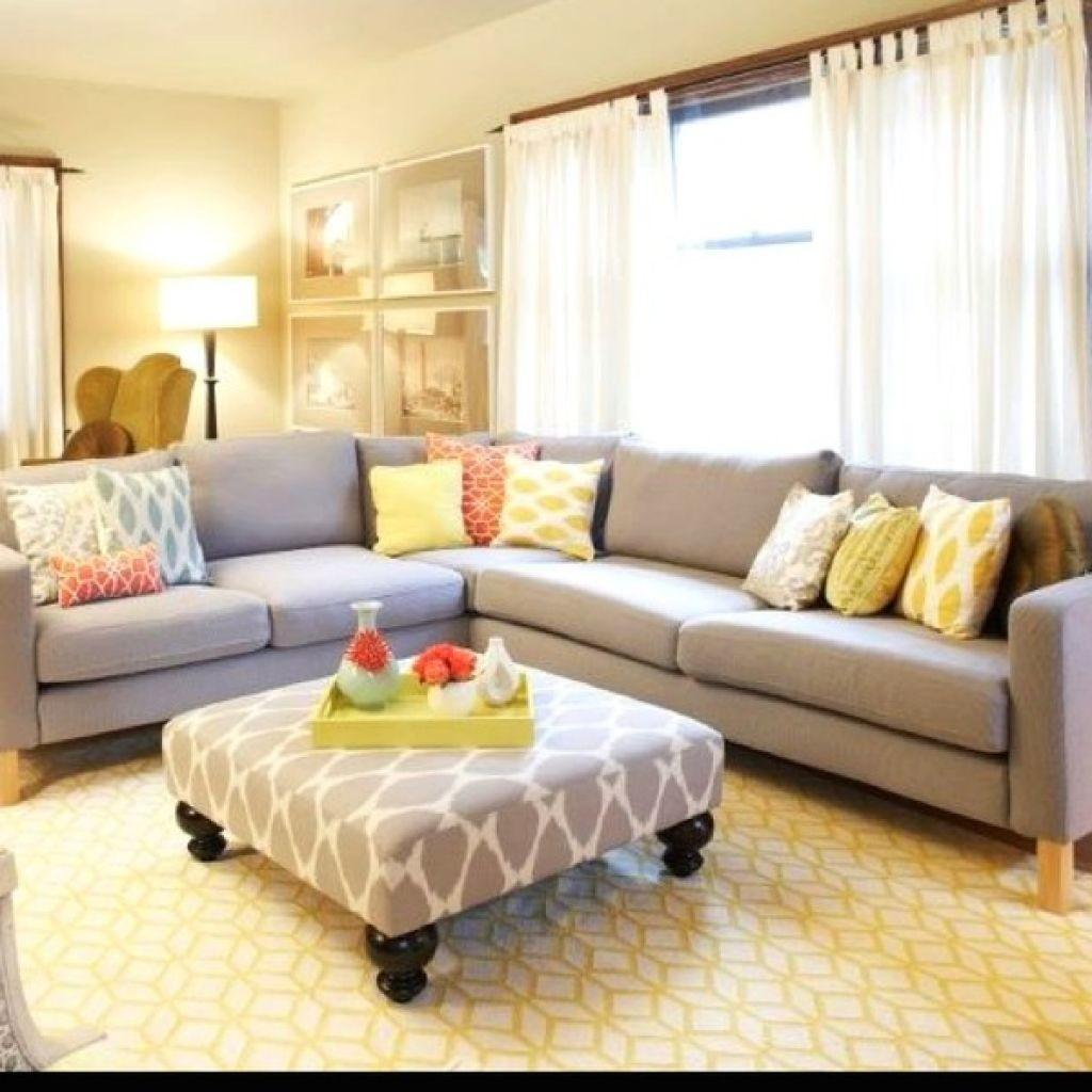 Home Living Room Yellow Rooms Small