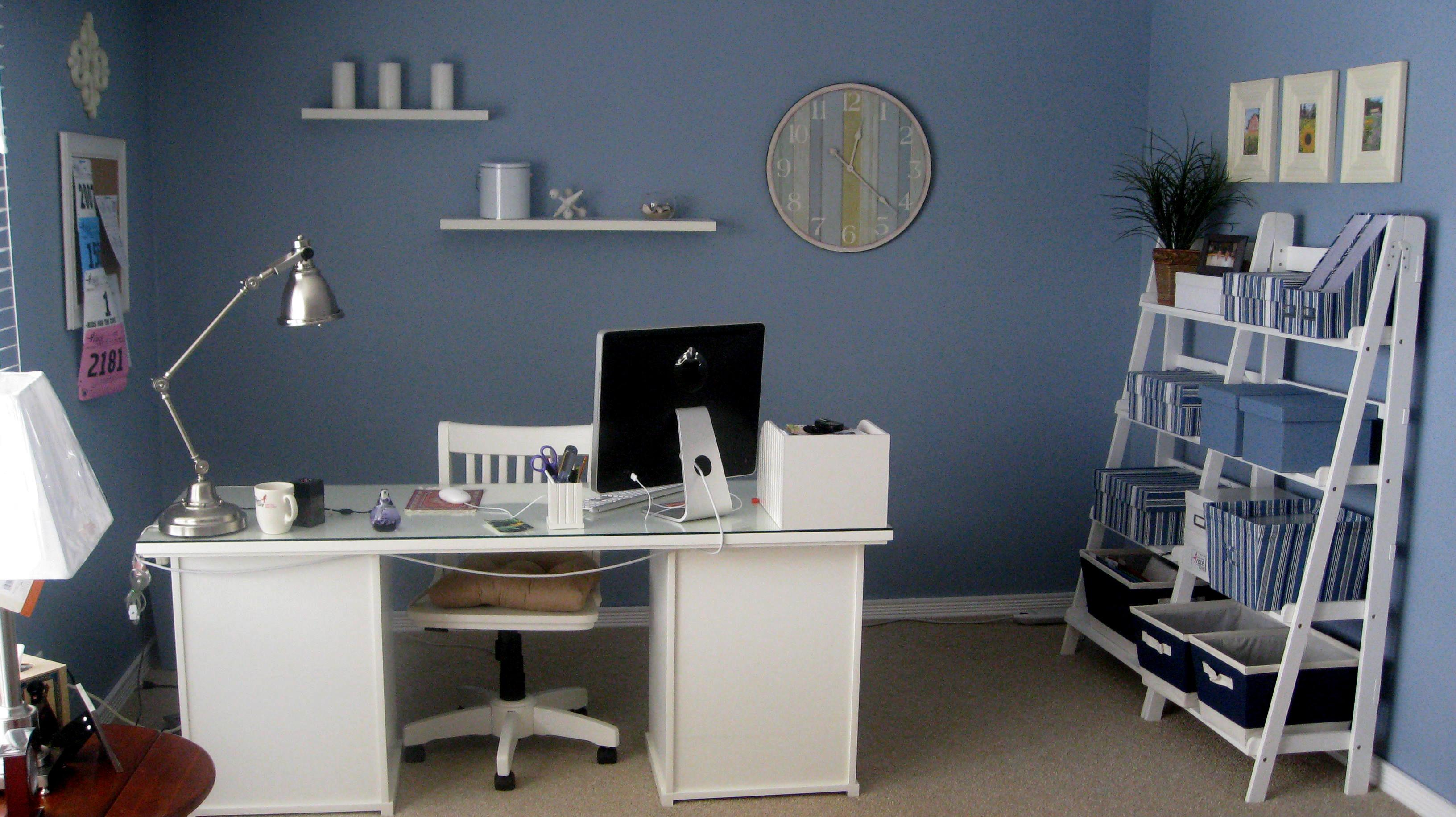 Home Office Design Add French