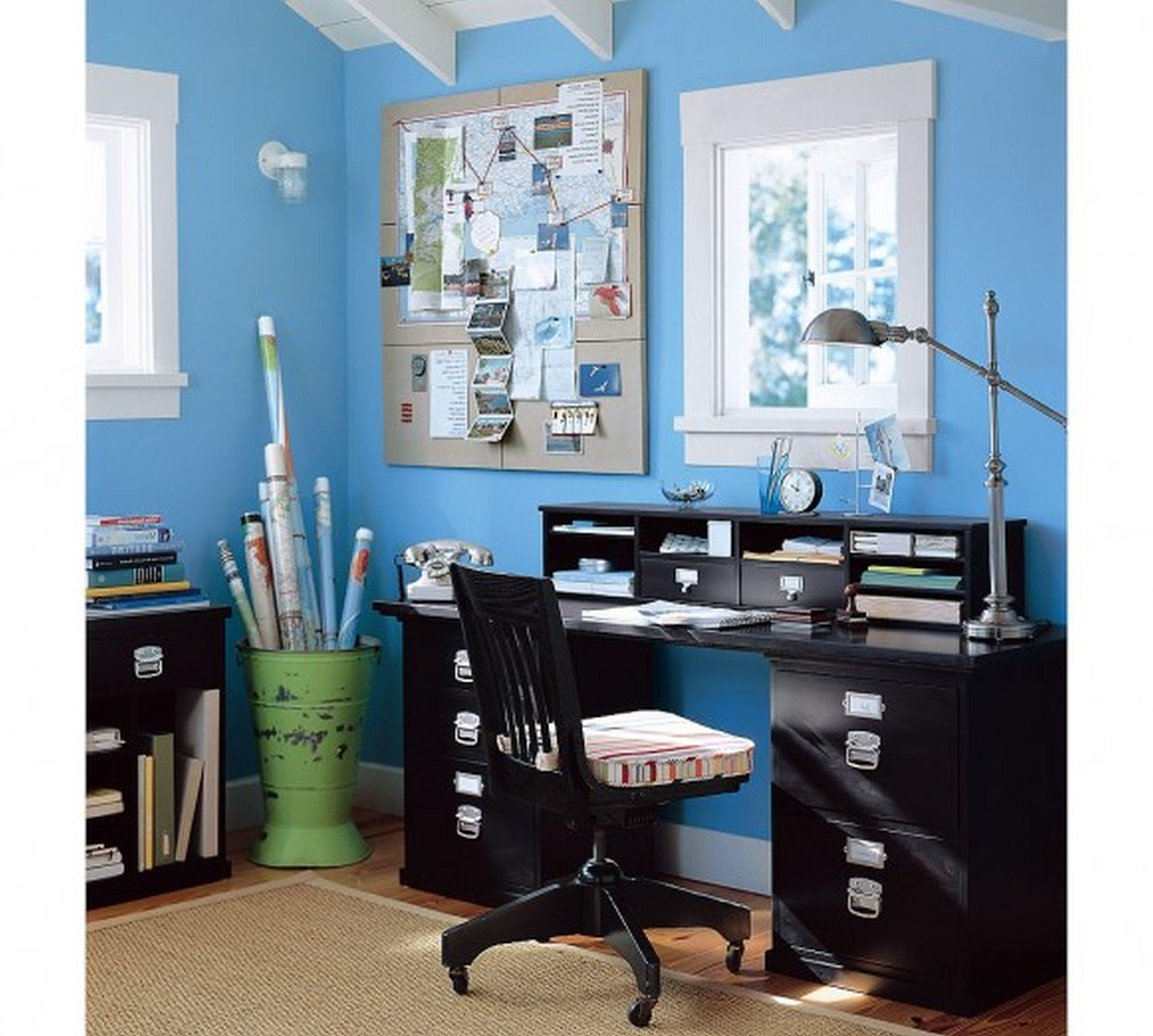 Home Office Desk Decoration Ideas Creative Offices Designs