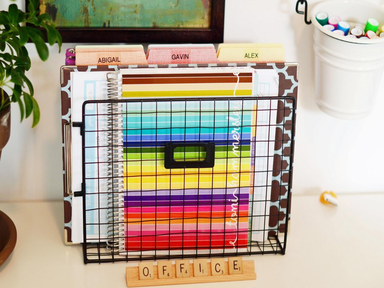 Home Office Hacks Get Organized Now