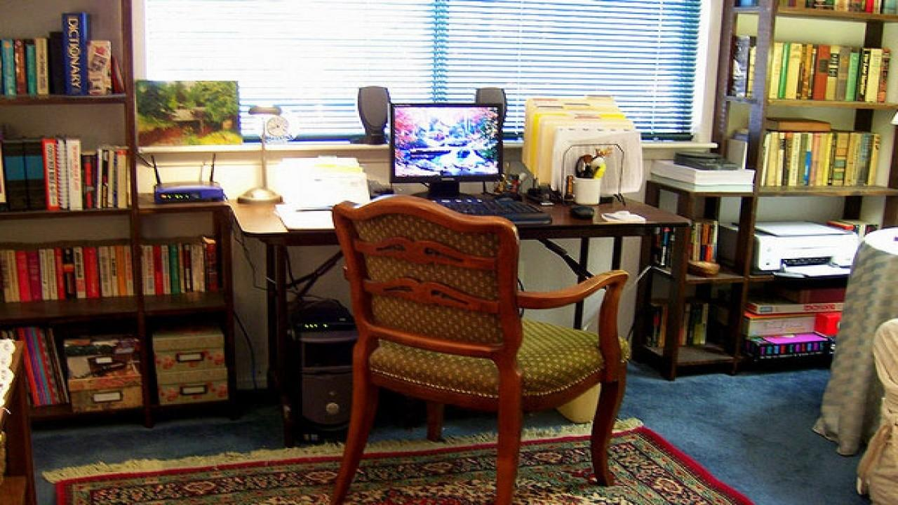 Home Office Makeover Ideas Guest Room Layout