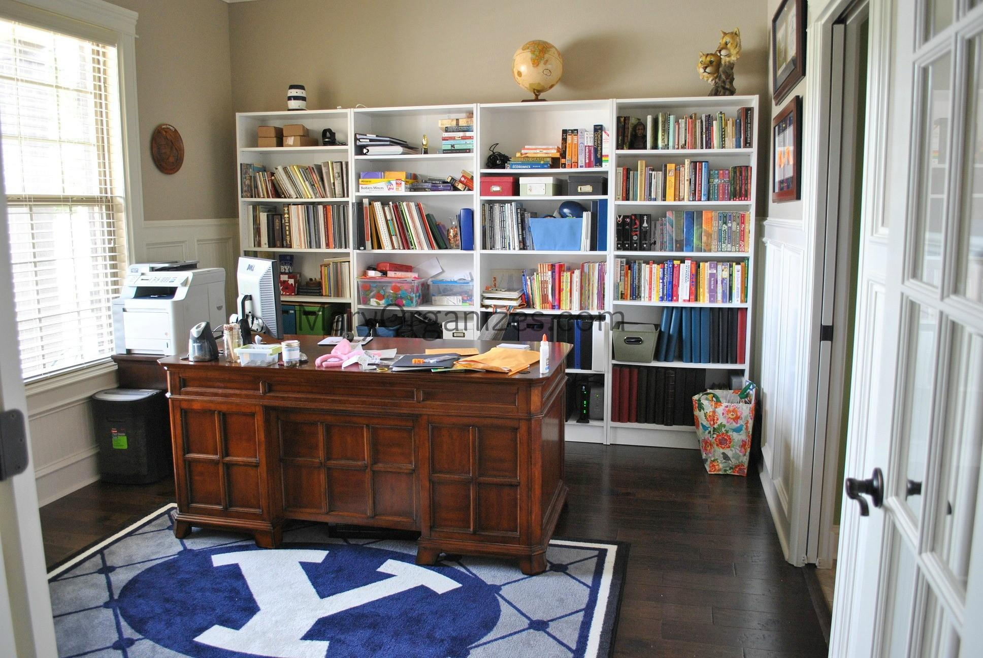 Home Office Organization Design Ideas Style