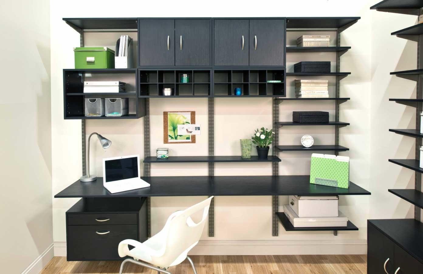 Home Office Shelving Solutions Adjustable Shelves