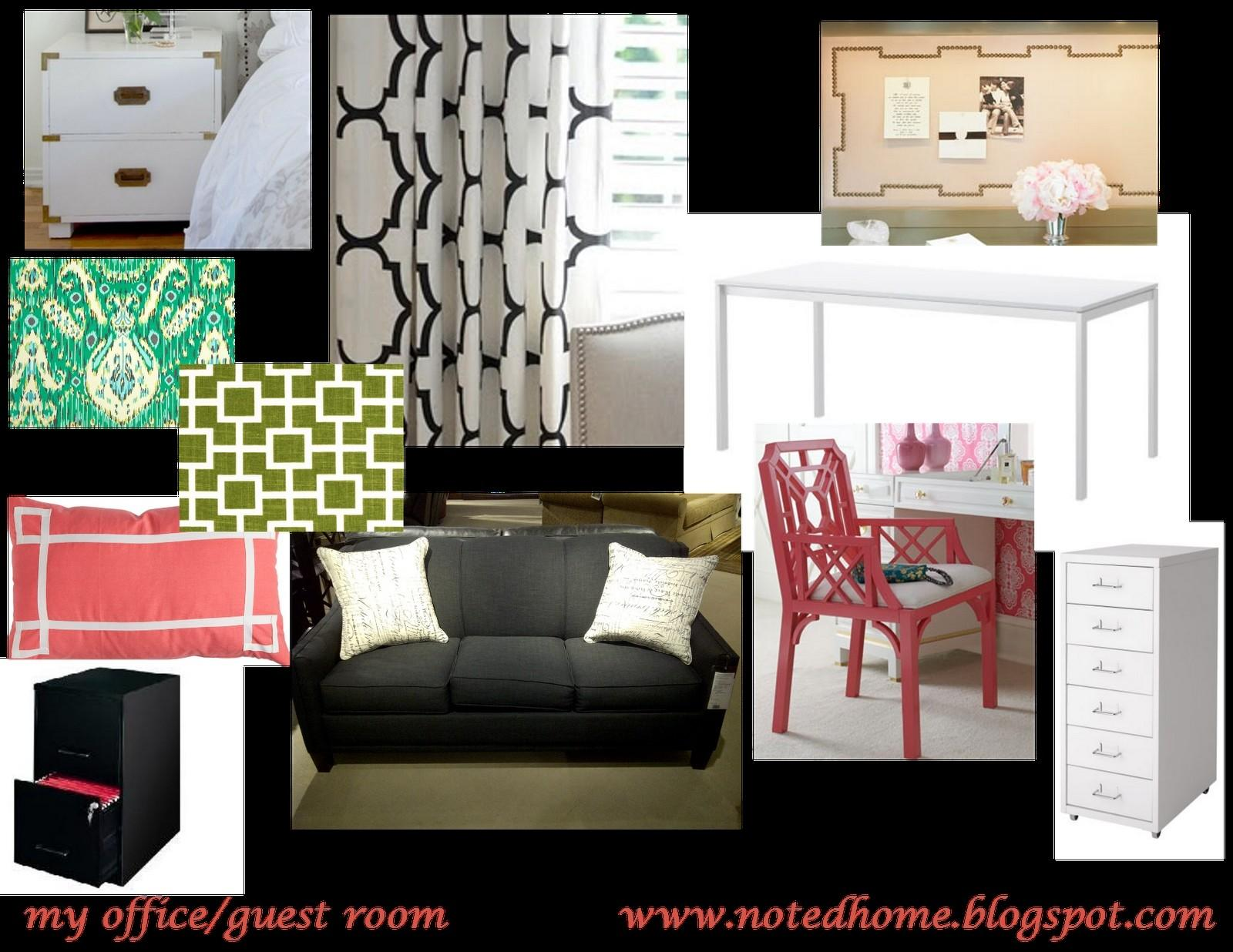 Home Office Small Guest Room Ideas 1000