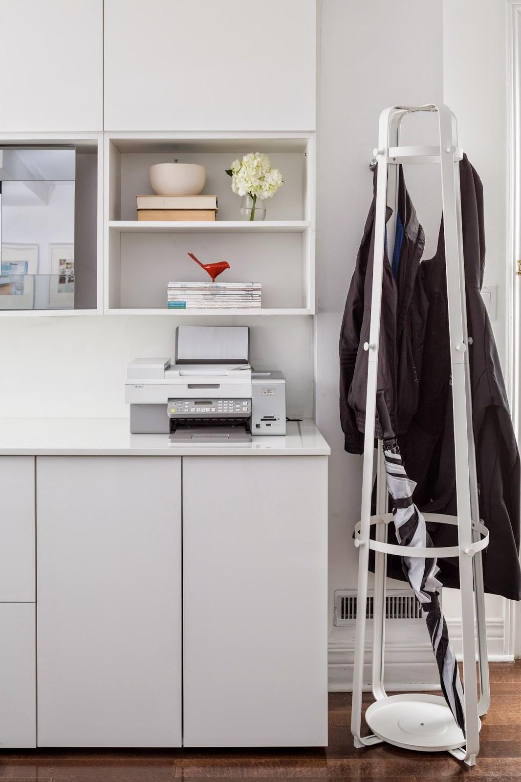 Home Office Things Wall Organizer System