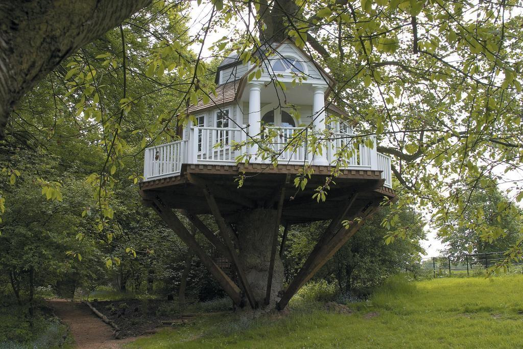 Home Plans Kids Treehouse