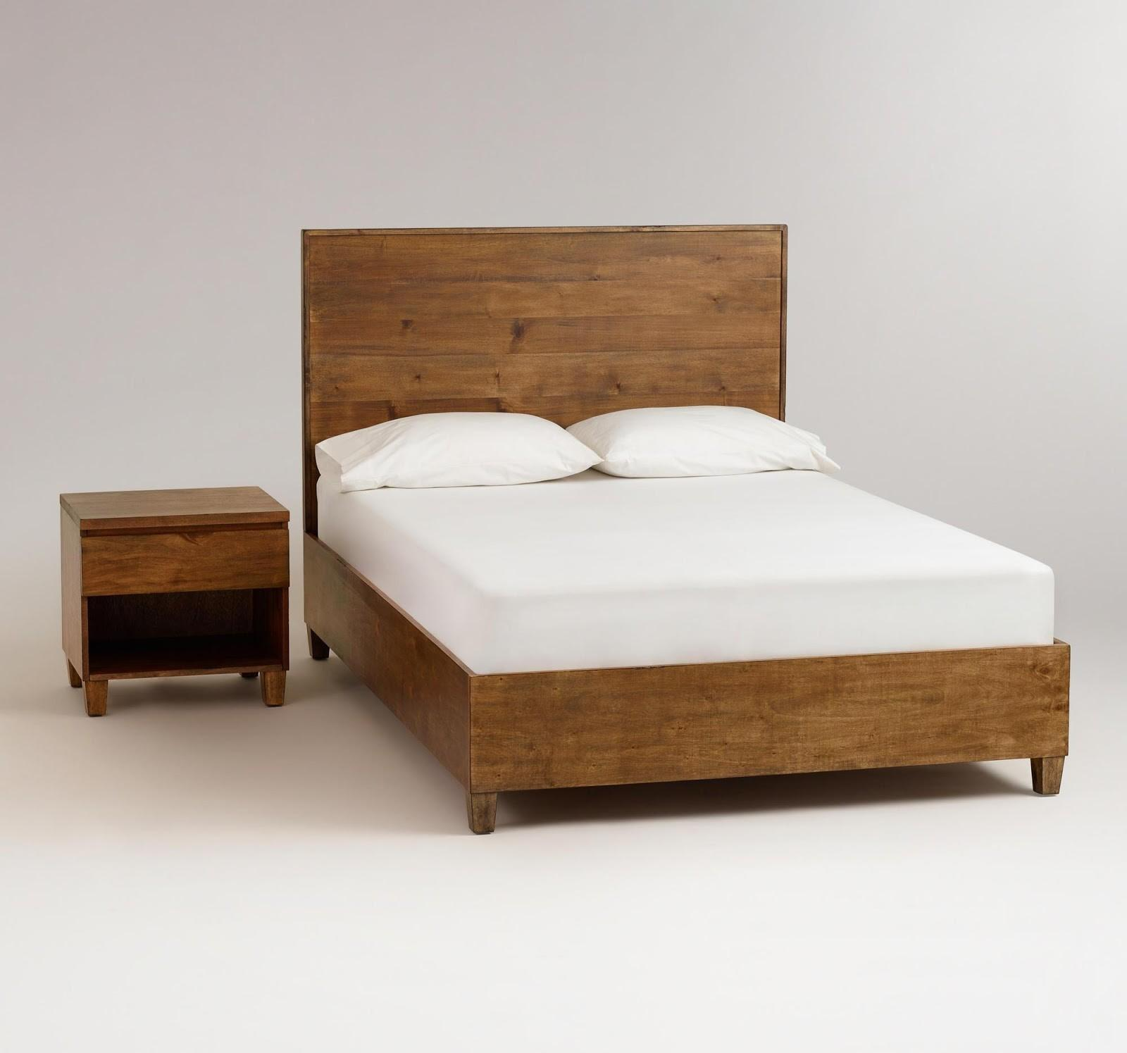 Home Priority Homey Feeling Rustic Bed Frames Ideas