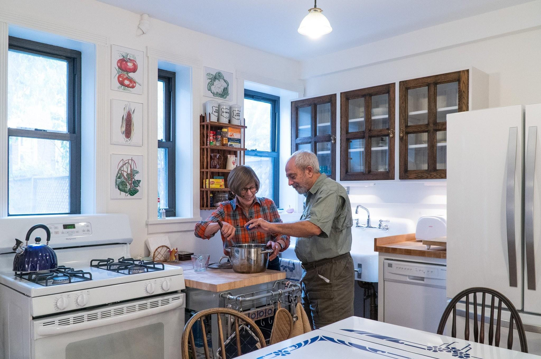 Home Renovation Golden Years New York Times