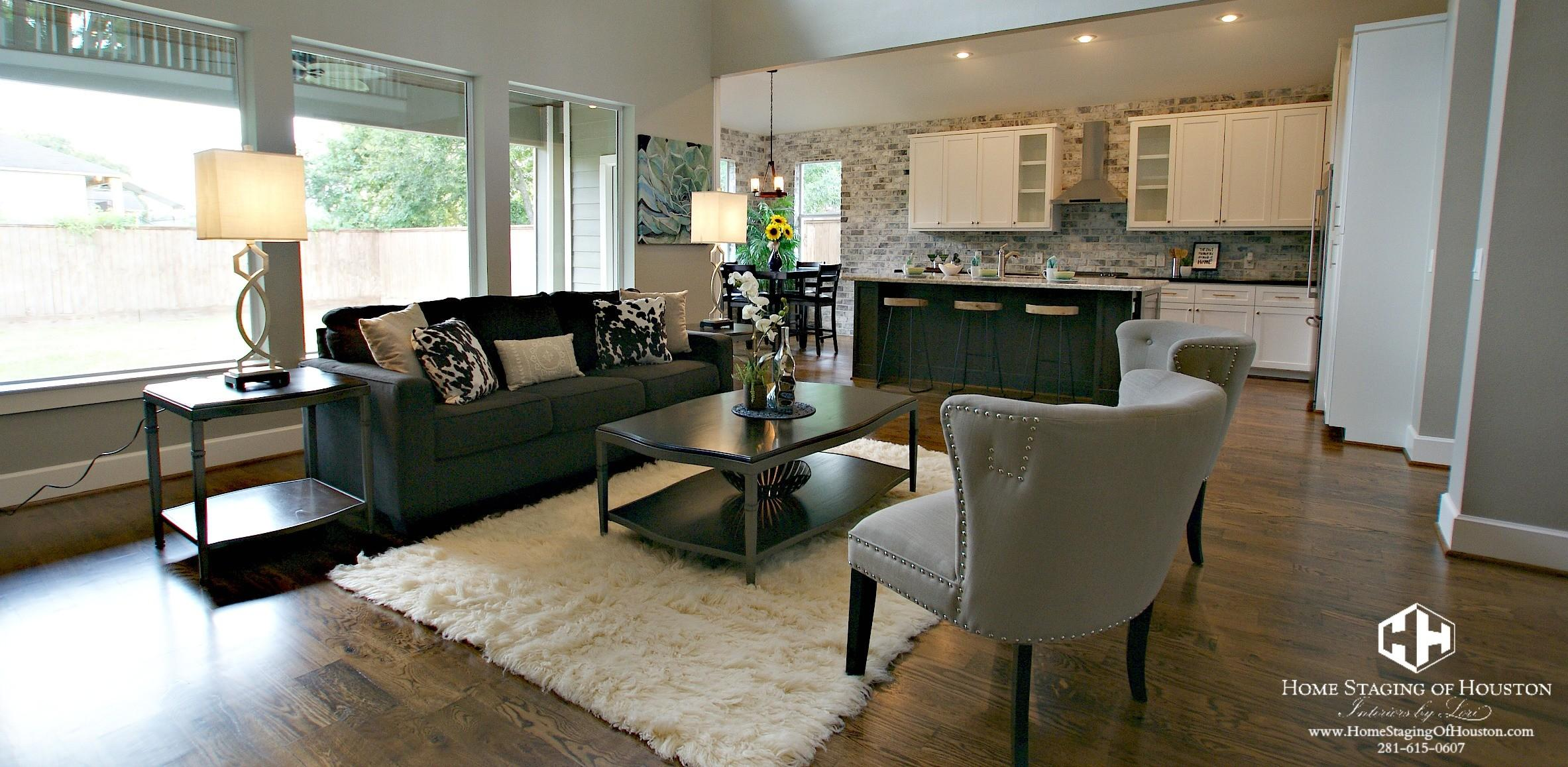 Home Staging Design Classic Houston