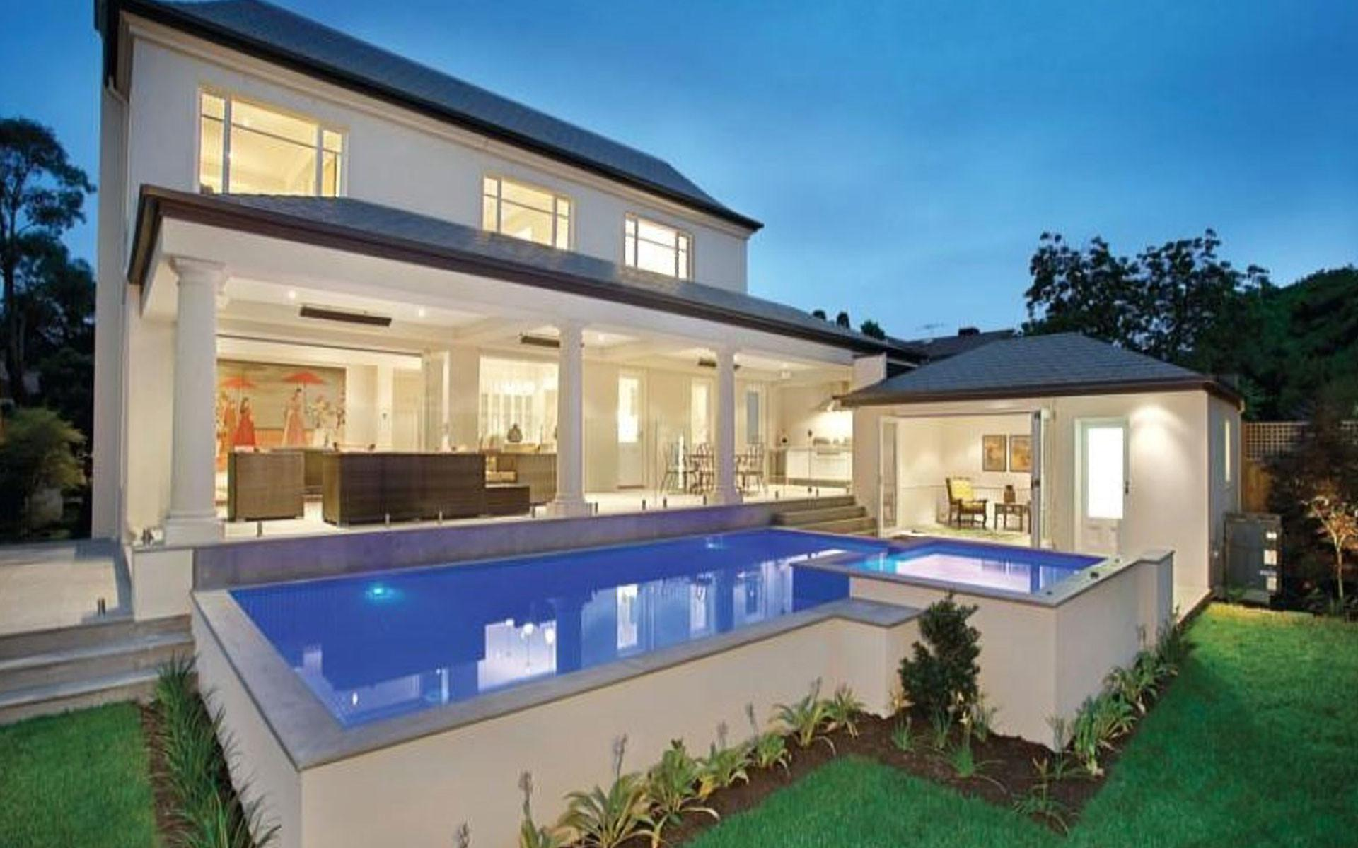 Home Swimming Pools Melbourne Ultimate