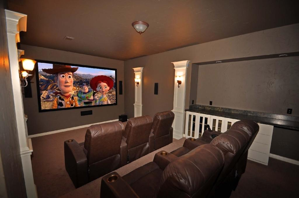 Home Theater Media Room