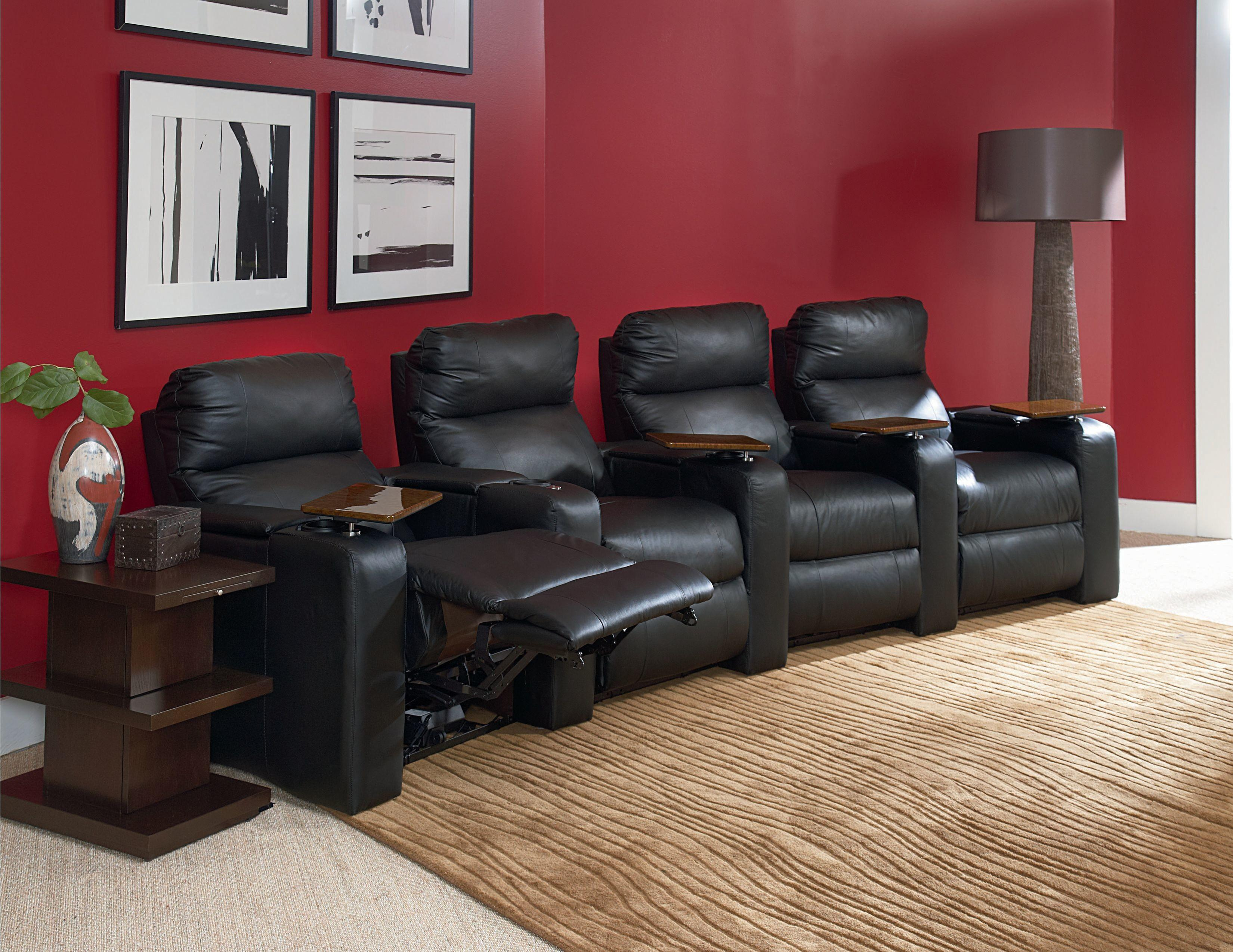 Home Theater Movie Rooms Classical Hollywood Cinema