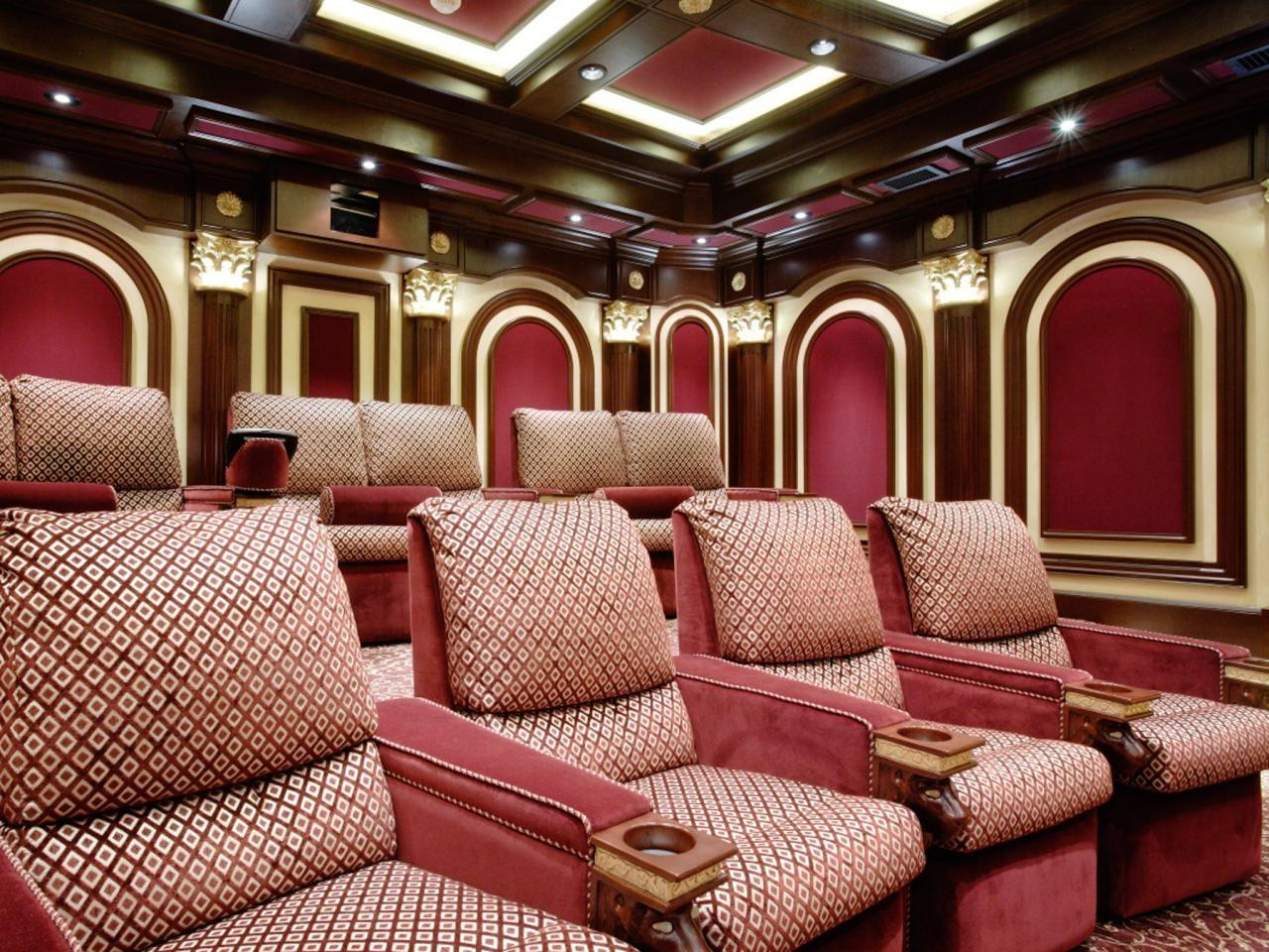 Home Theater Seating Ideas Options Tips