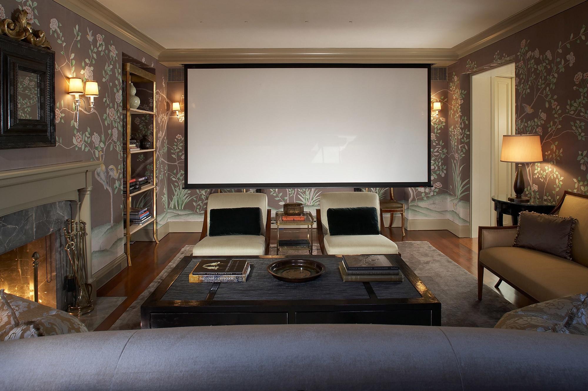 Home Theaterideas Features Inspiring Interiorious