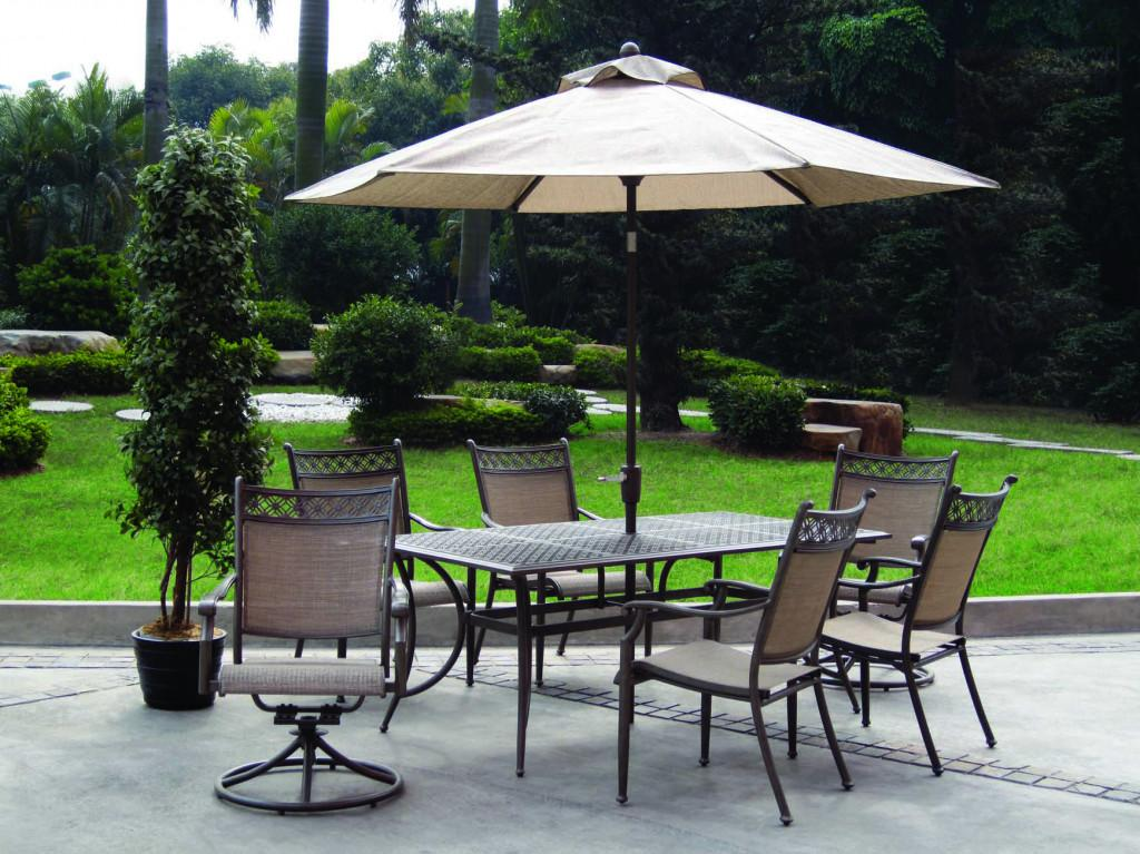 Home Trends Patio Furniture Chair