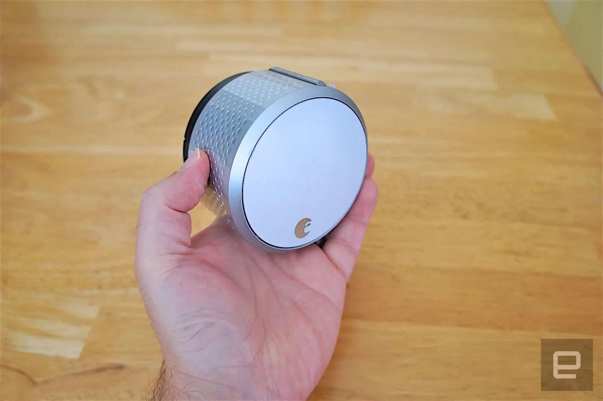 Homekit Does Indeed Make August Smart Lock More Useful