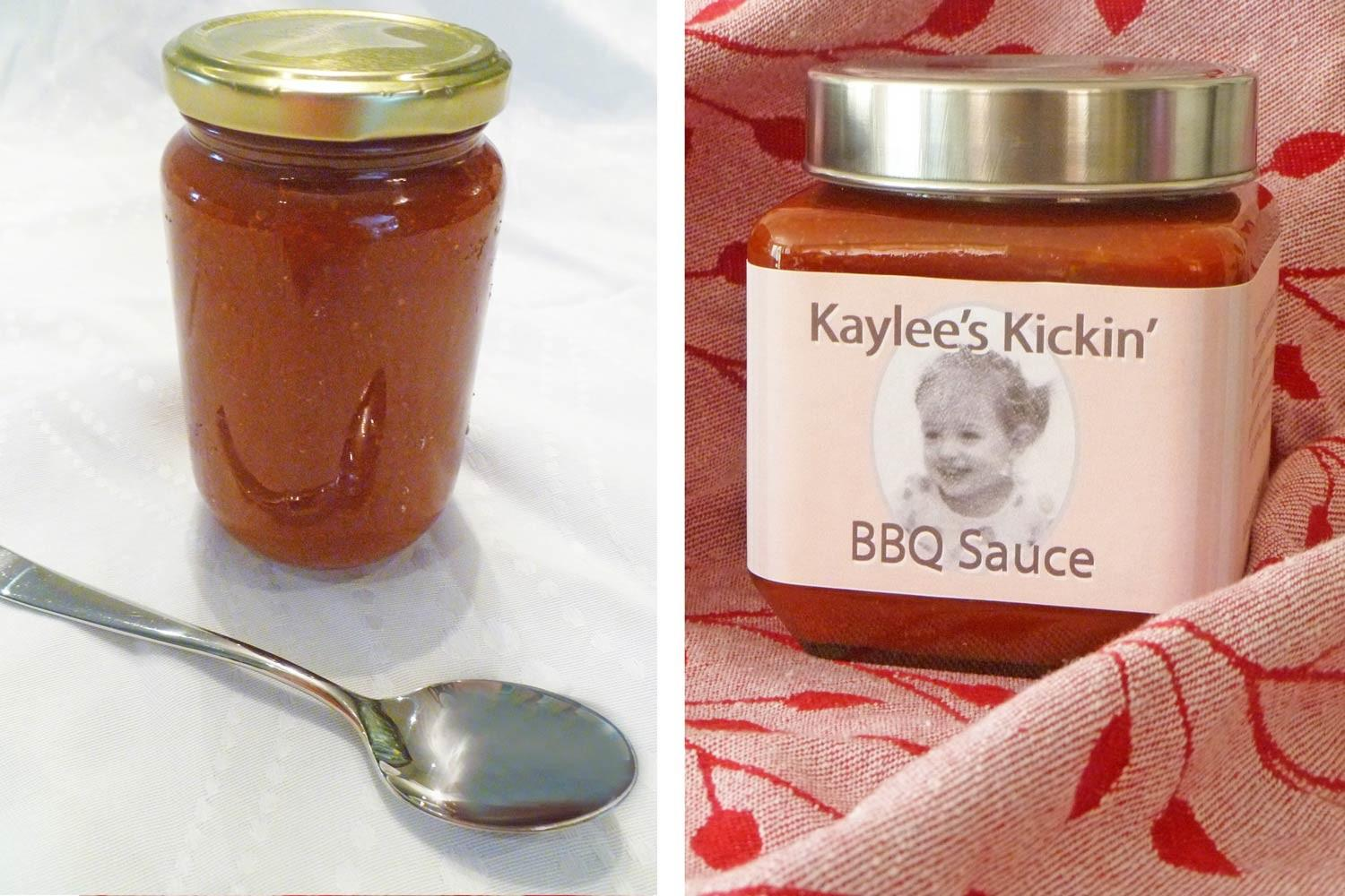 Homemade Barbecue Sauce Gift Happy Mommy
