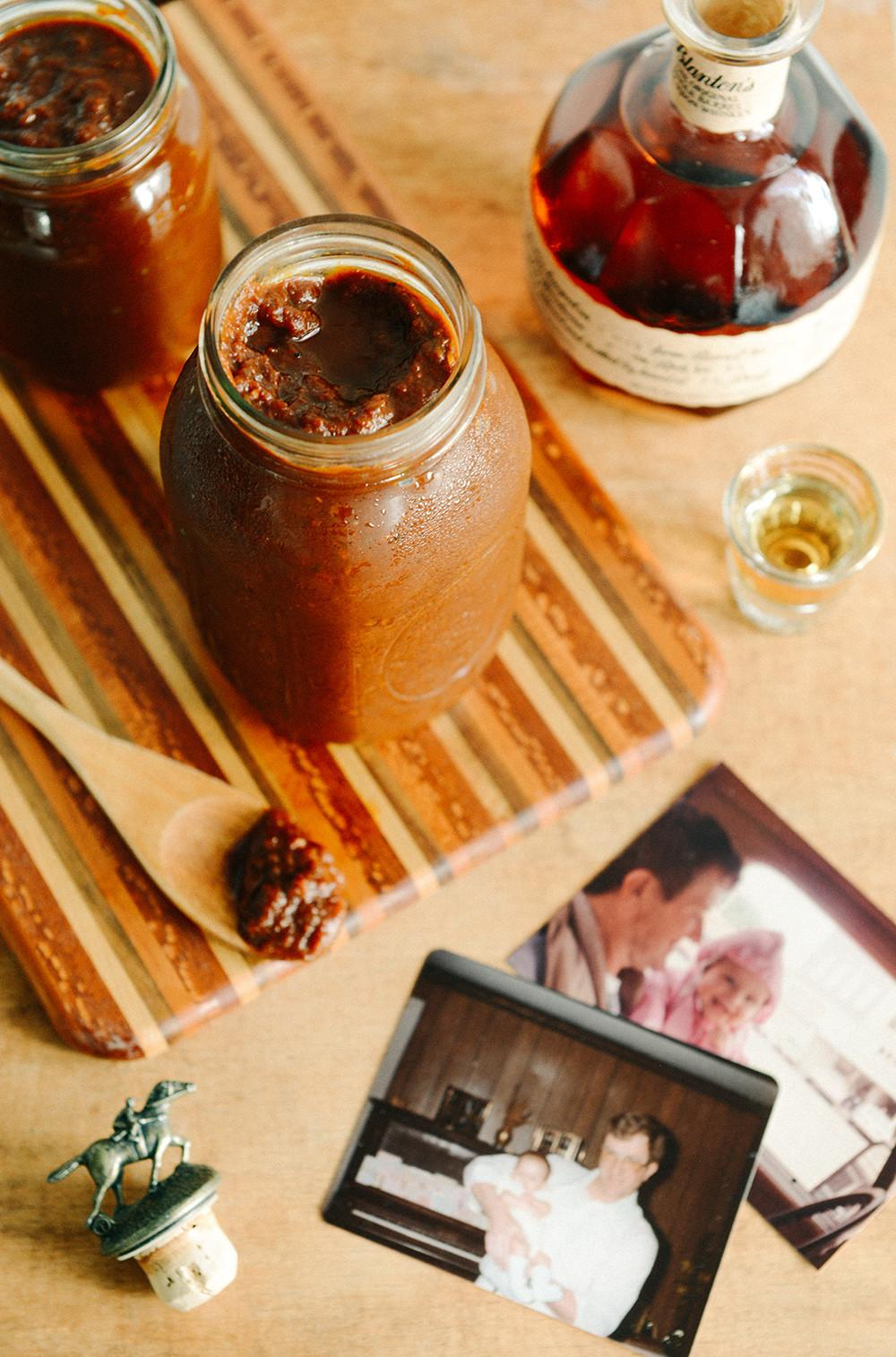 Homemade Bourbon Bbq Sauce Thoughts Dad