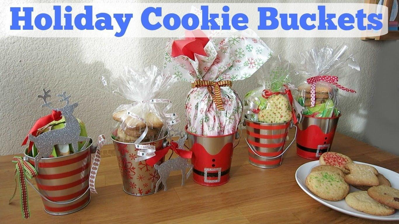 Homemade Christmas Cookie Gifts Special Day Celebrations