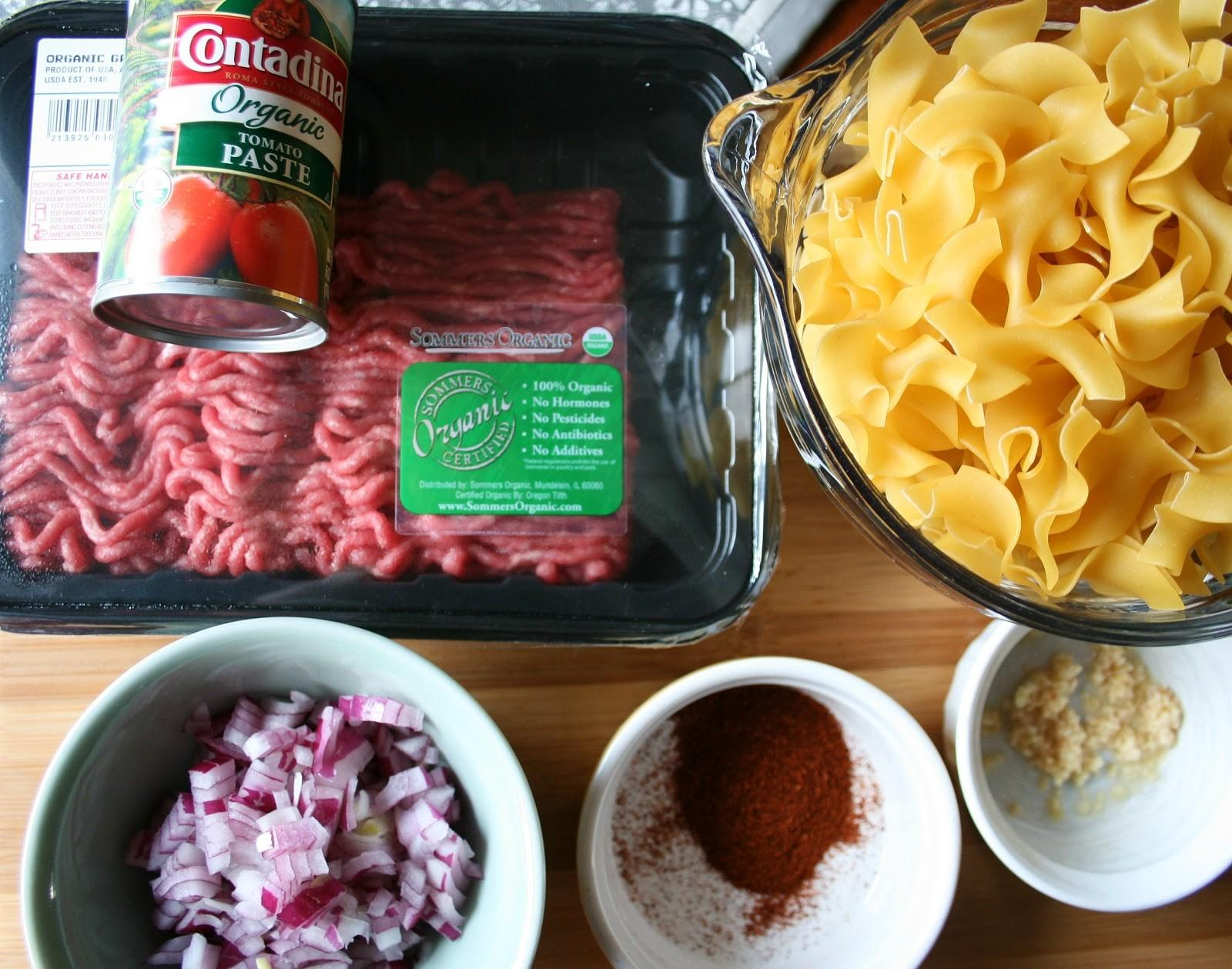 Homemade Healthy Hamburger Helper Recipe Family Fresh Meals