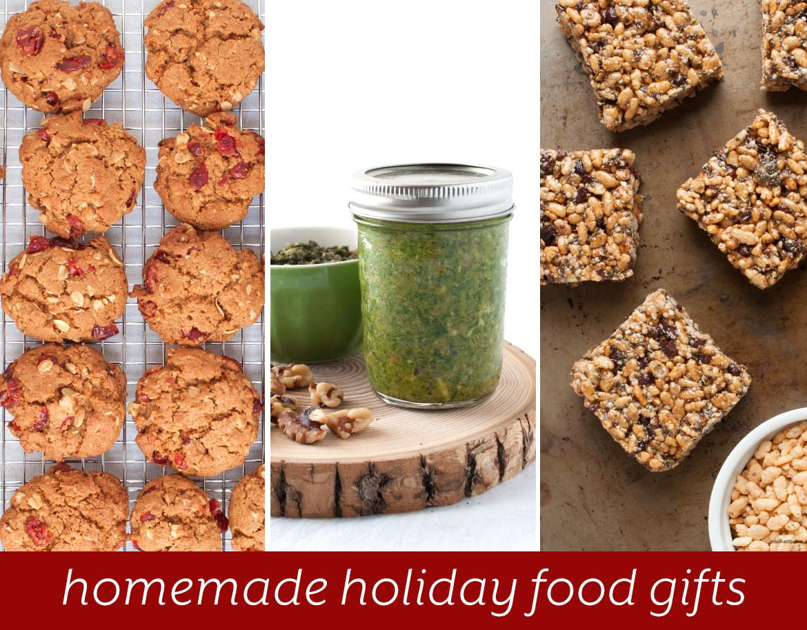 Homemade Holiday Food Gift Guide