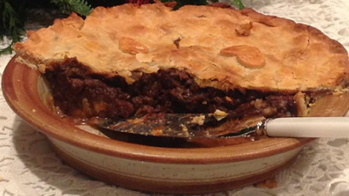 Homemade Mincemeat Recipe Whats Cooking America