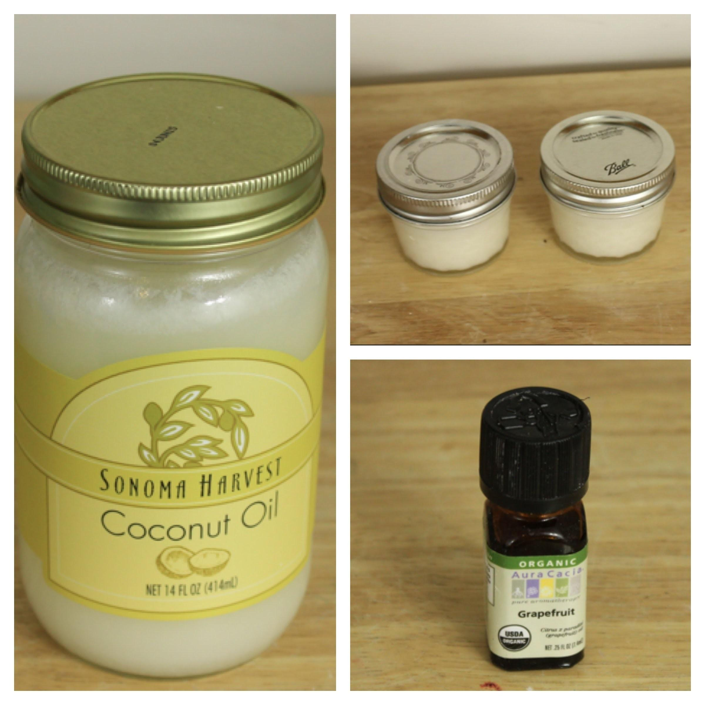 Homemade Natural Deodorant Make Home