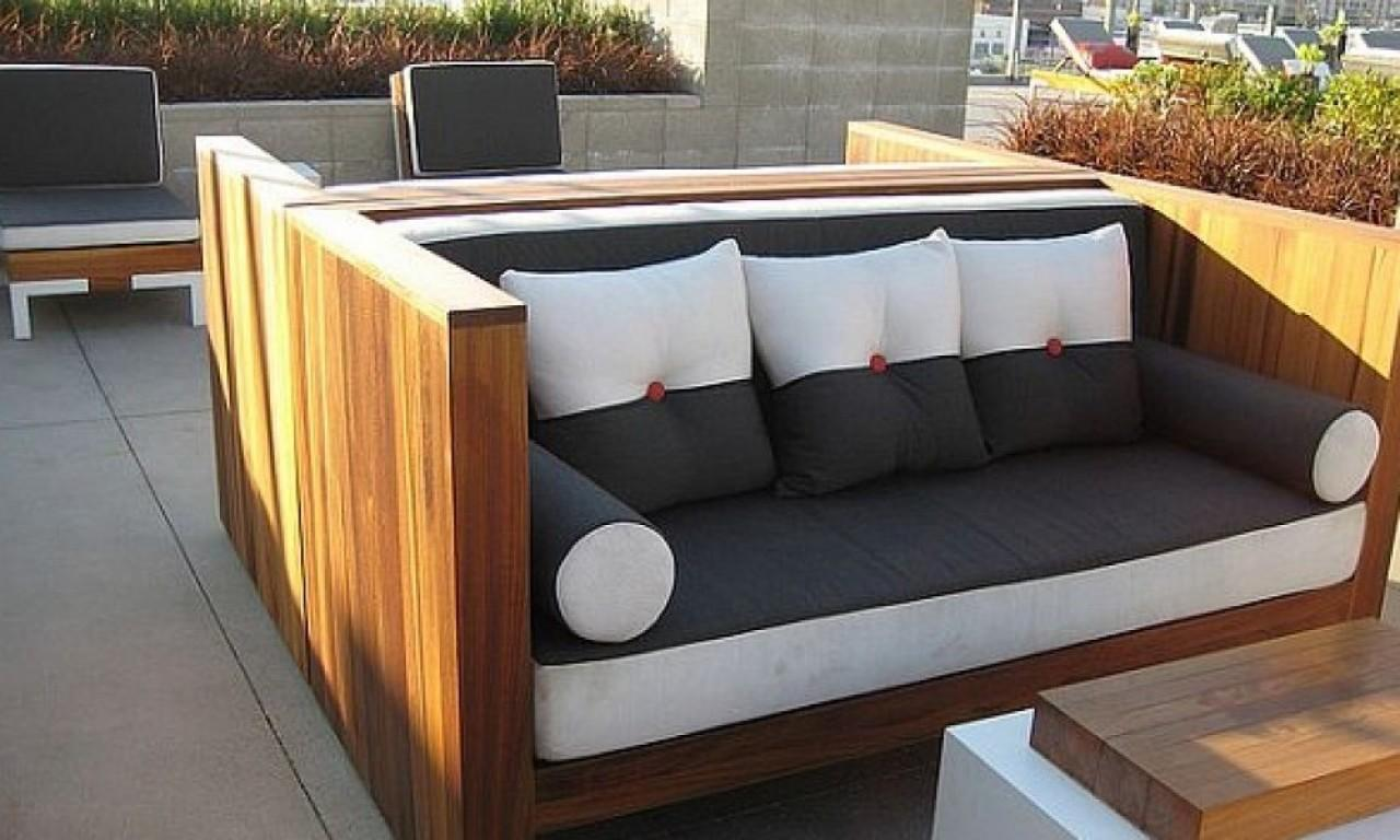 Homemade Outdoor Tables Modern Furniture
