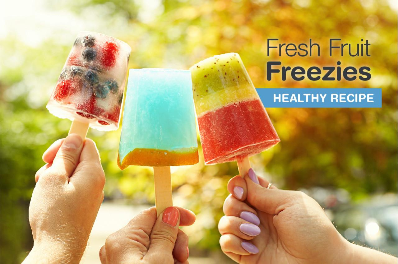 Homemade Popsicle Recipe Try These Recipes