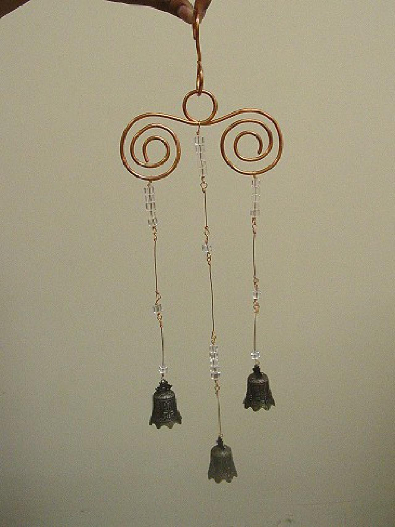 Homemade Wind Chime Ideas Projects