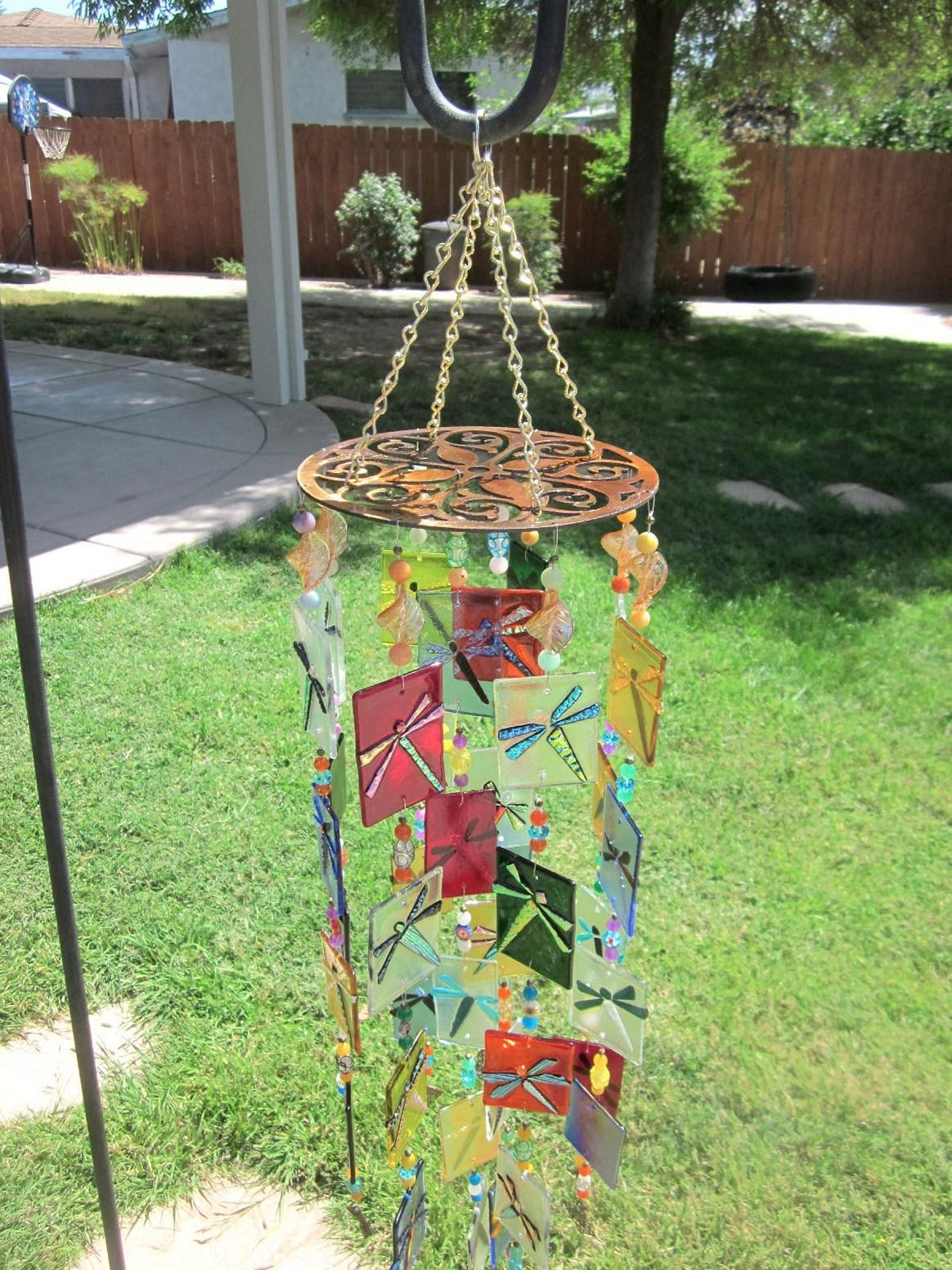 Homemade Wind Chimes Cheap Diy
