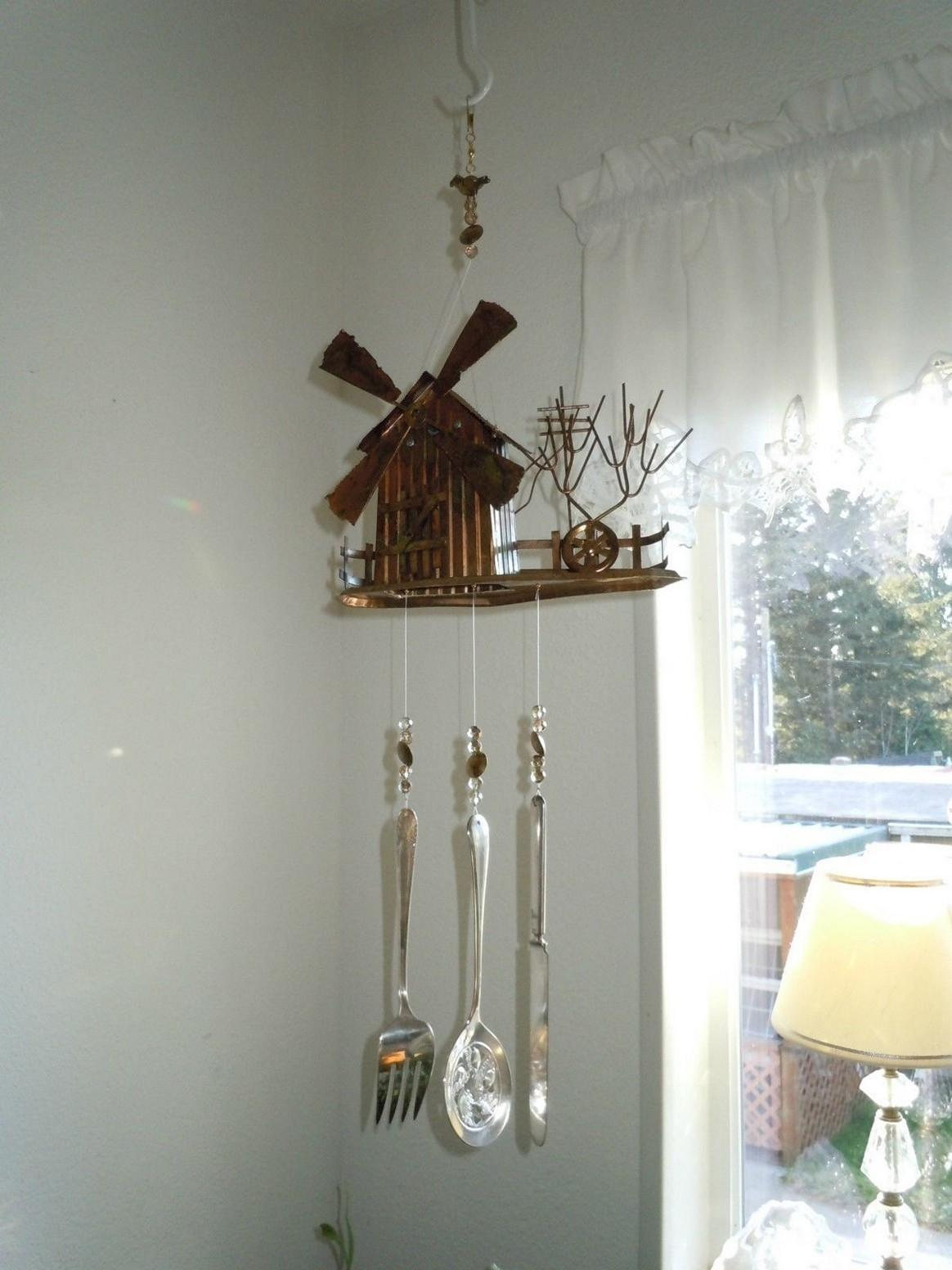Homemade Wind Chimes Elegant Make Diy