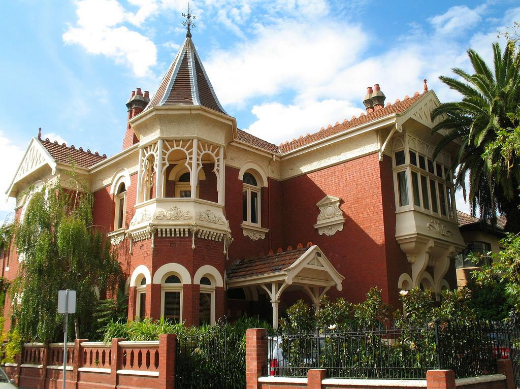 Homerton House South Yarra Beautiful Edwardian