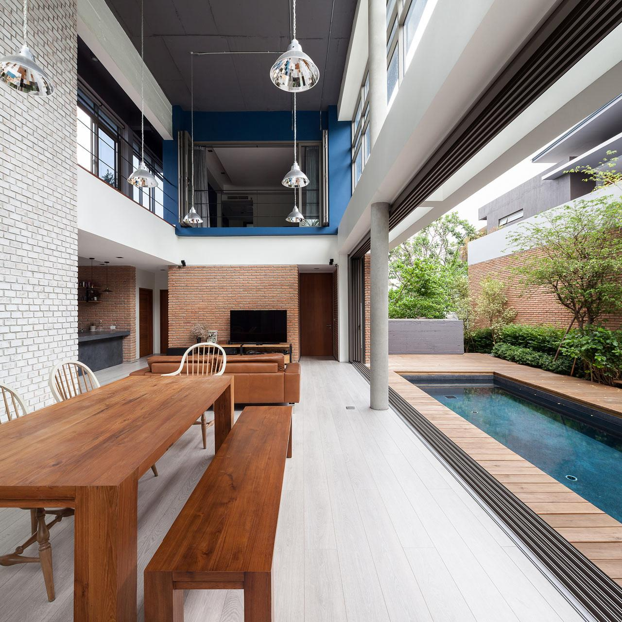 Homes Designed Indoor Outdoor Living Design Milk