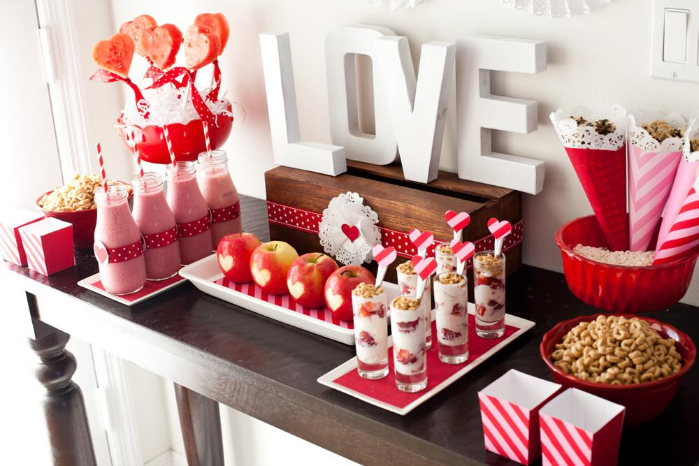 Homespun Love Awesome Valentines Day Party Inspiration