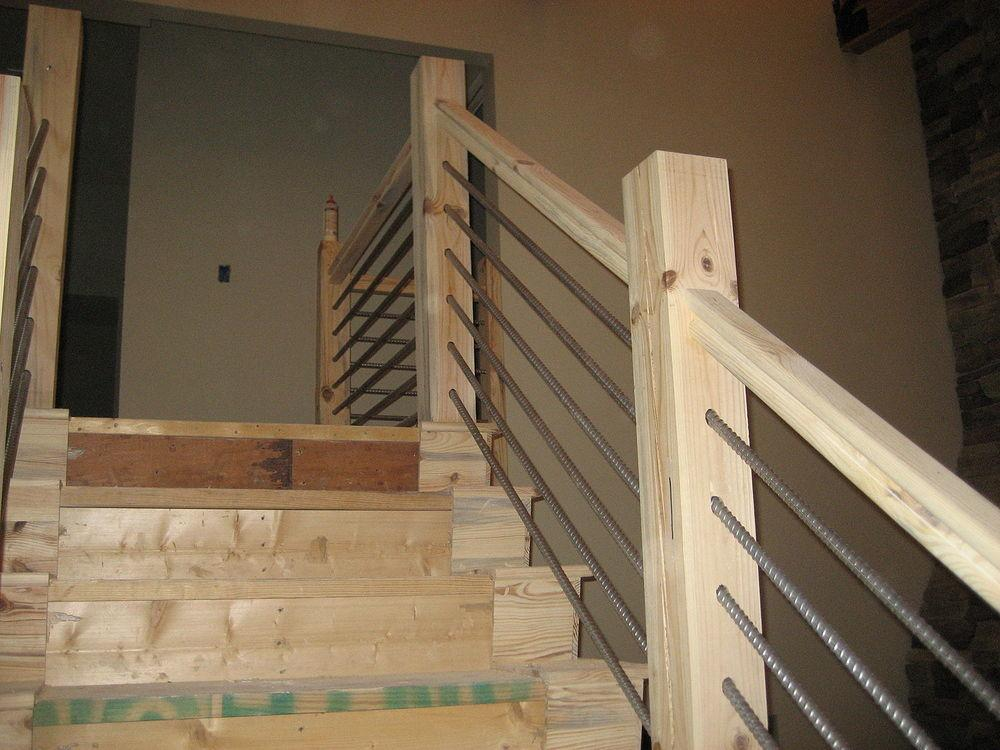 Hometalk Building Home Cable Rail Staircase