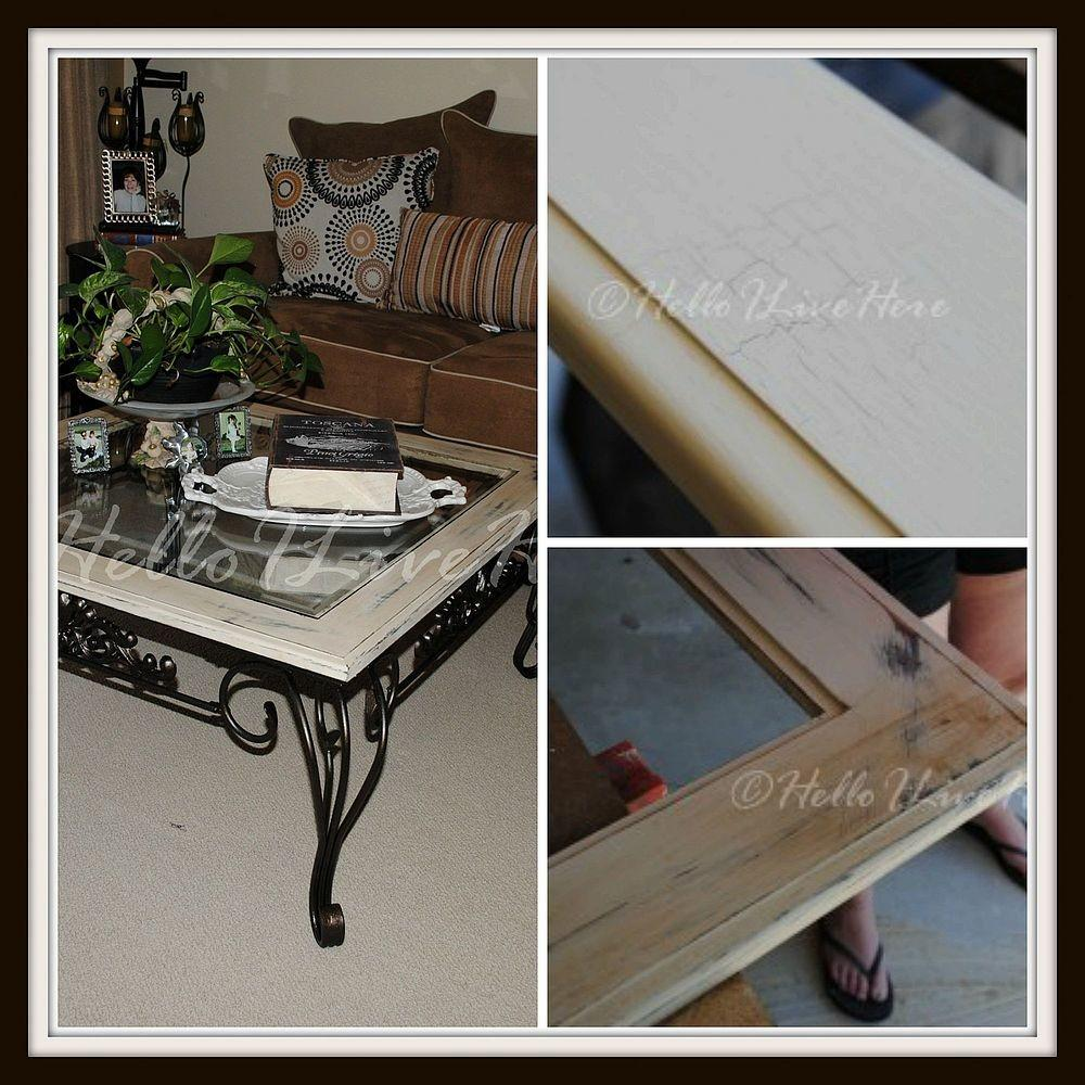 Hometalk Diy Coffee Table Makeover