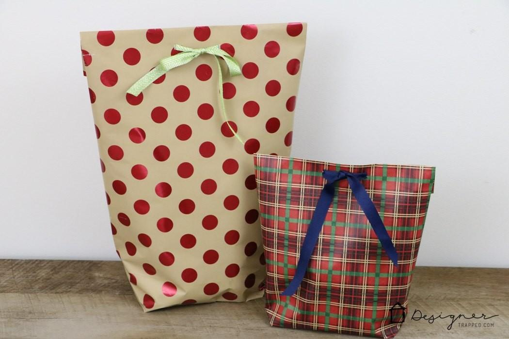 Hometalk Diy Gift Bags Wrapping Paper
