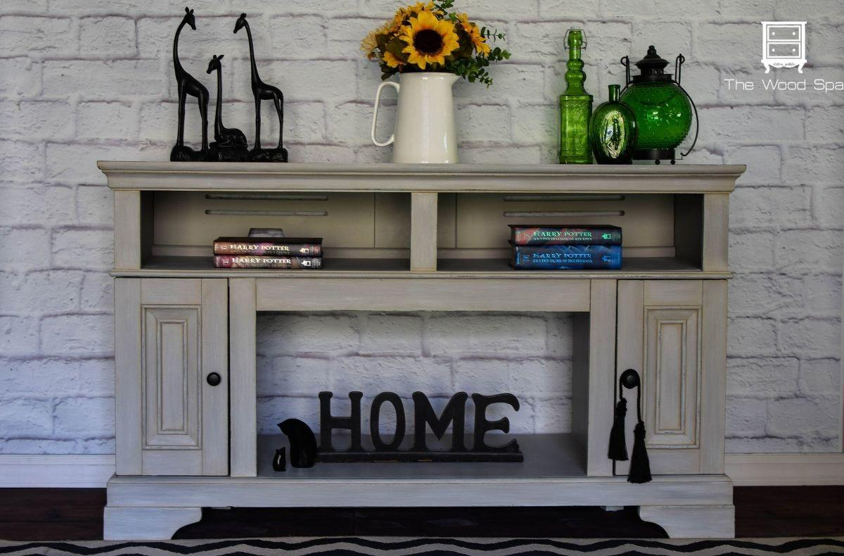 Hometalk Pressed Wood Fireplace Cheap Chic