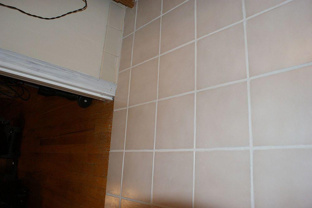 Hometalk Removing Dried Grout Refreshing