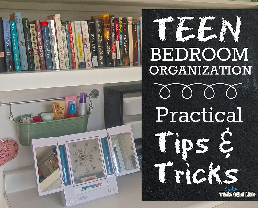 Hometalk Teen Bedroom Organization Makeover